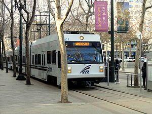 Rail transport in San Jose, California - DSC03960.JPG