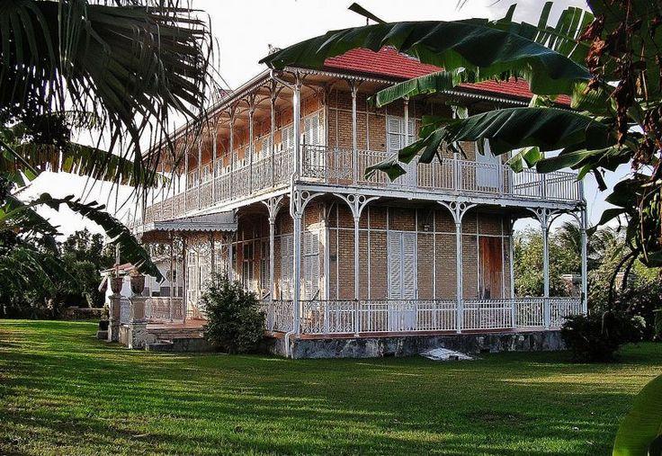 Guadeloupe : Maison Coloniale