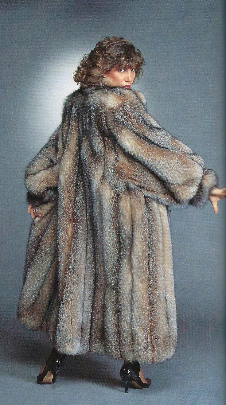 Crystal Fox Fur Coat Crystal Fox And Others