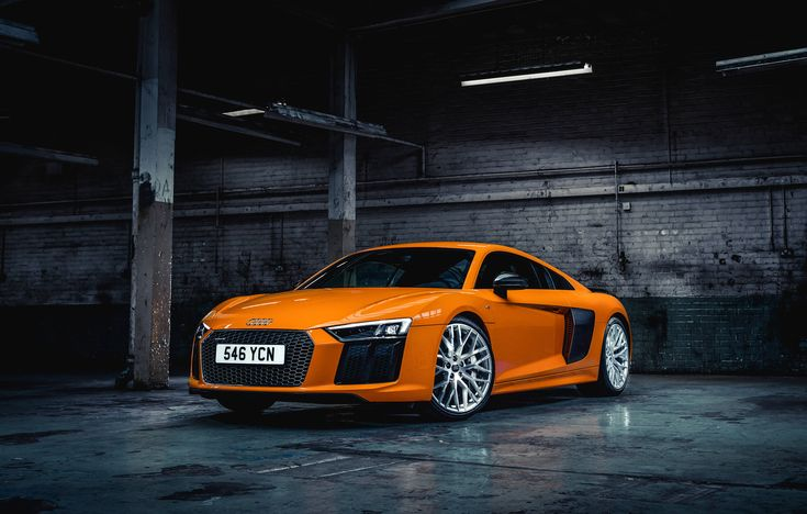 The Audi R8 Coupé – A wealth of motorsport experience helped to create this high–performance supercar. With a choice of V8 and V10 engines, find out more about the Audi R8 Coupé.