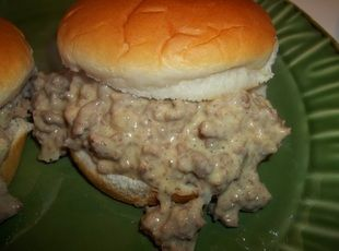 Davey Crocket Sandwiches Recipe