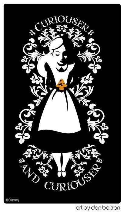 Alice's Adventures in Wonderland | Grey or Gray