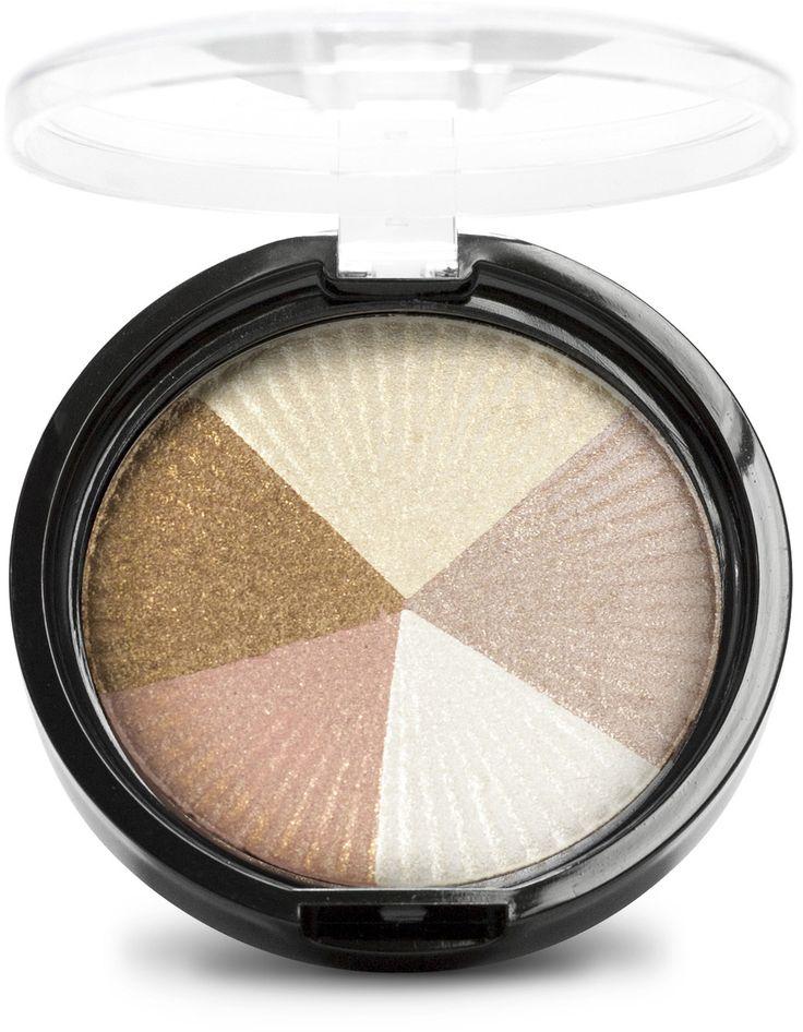 Beverlyhills Highlighter = fem slices av highlighter heaven! Denna fantastiska produkt från...