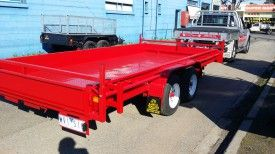 Our full service options include for Trailers For Sale: •Spring changes •Roller and Skid conversions •Brake installations including the Alko Sensa Brake System •Brake servicing on hydraulic, electric or mechanical braking systems •Wheelbase conversions: upgrades to larger wheels or single to tandem axle