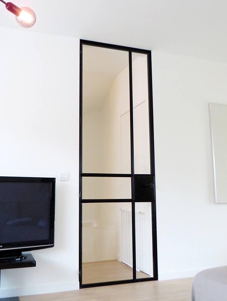 25 beste idee n over stalen deuren op pinterest stalen ramen - Metaal schorsing en glazen ...