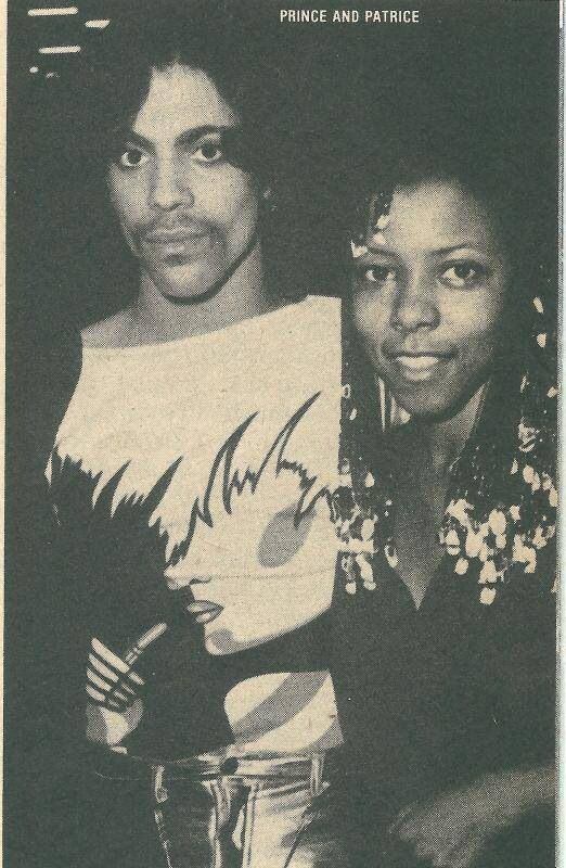 Prince and Patrice Rushen