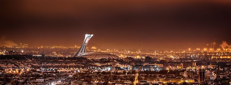 Stade Olympique de Montreal by martin forget