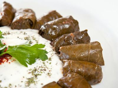 Vine Leaves with Sauce    Enjoy this delicious meal with your family.   Preparation Time: 40 minutes approximately  Cooking Time: 50 minut...