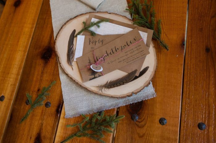 Ski Wedding Inspiration at Breckenridge Nordic Center