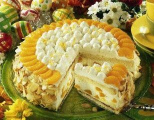 Mandarinen-Torte