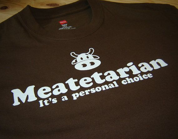 I heart meat...and this t-shirt. .