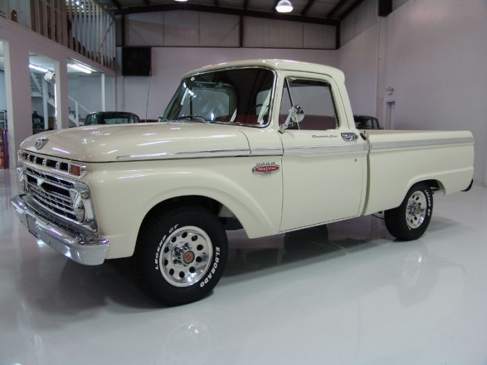 1966 ford f100 cars pinterest. Black Bedroom Furniture Sets. Home Design Ideas