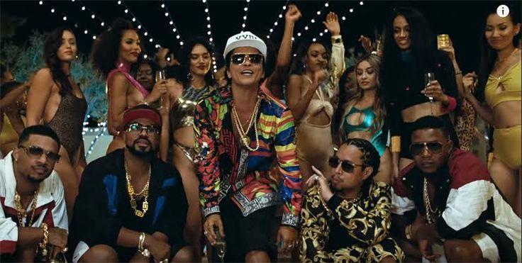 5 Times Bruno Mars Wowed in Versace