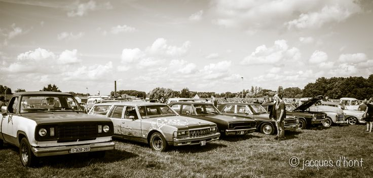 Old cars.