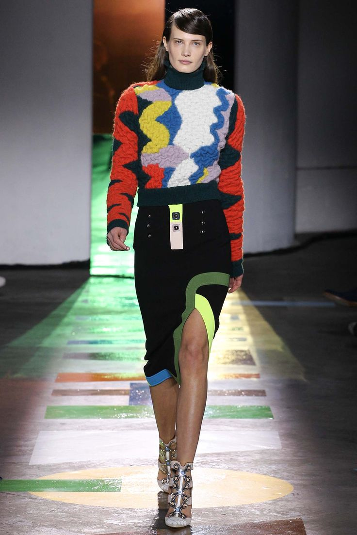 Peter Pilotto Fall 2015