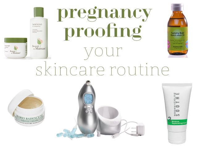 how to avoid acne during pregnancy