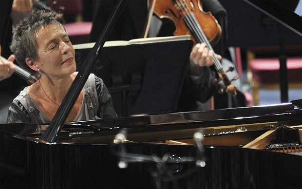 Maria Joao Pires is an acclaimed pianist, won the Beethoven Bicentennial Competition in Brussels. She has also regularly performed with major orchestras throughout the world, interpreting works by Bach, Beethoven, Brahms, Chopin and many others.