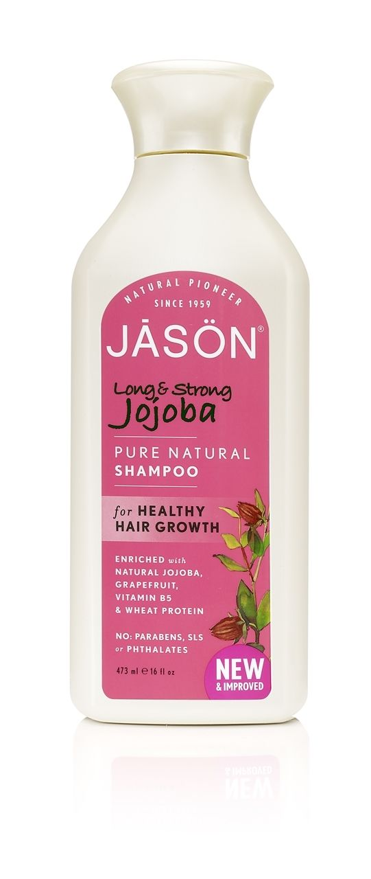 JĀSÖN® | Daily Care: Long & Strong Jojoba Shampoo