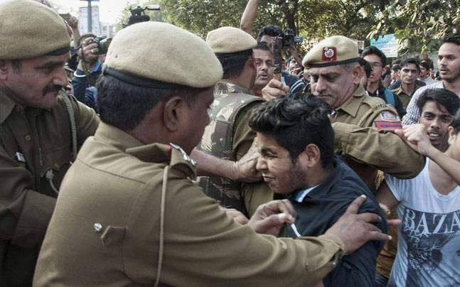 DU student protests developments: Gurmehar Kaur gets police protection; ABVP protest today