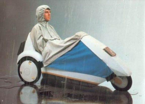 protezione pioggia sinclair c5