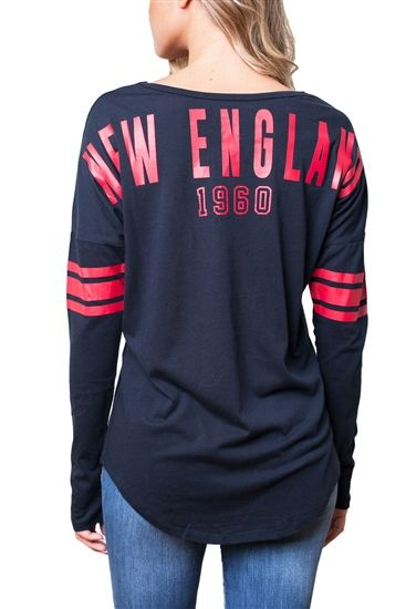 New England Patriots Womens Spirit Football Jersey