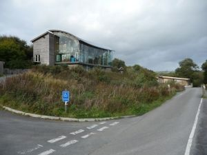 Welsh Wildlife Centre wins prestigious award   Let my cottages Wales   Quality Cottages