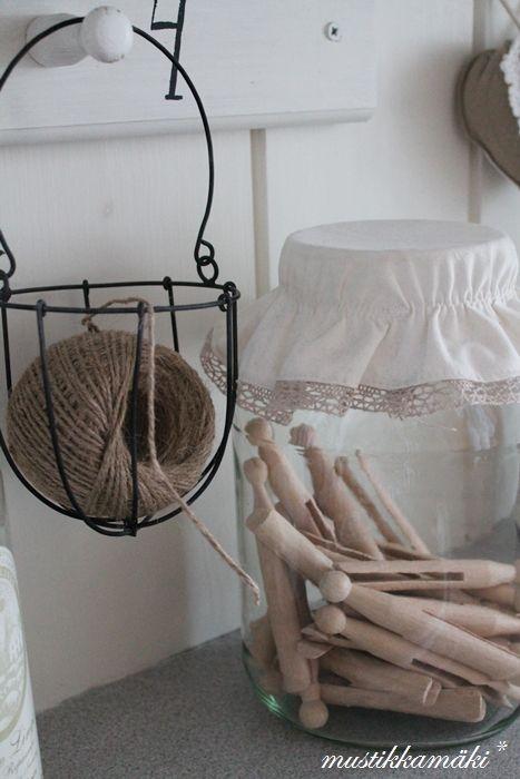 String Basket