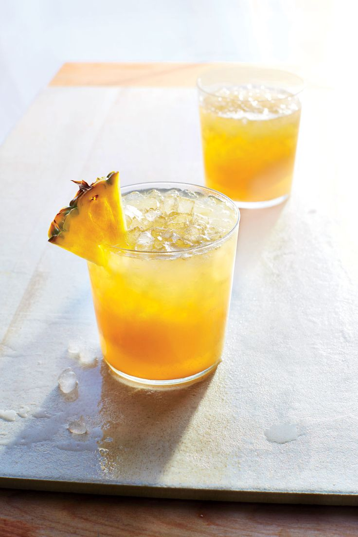 Learn how to make Barbados Rum Punch . MyRecipes has 70,000+ tested recipes and videos to help you be a better cook