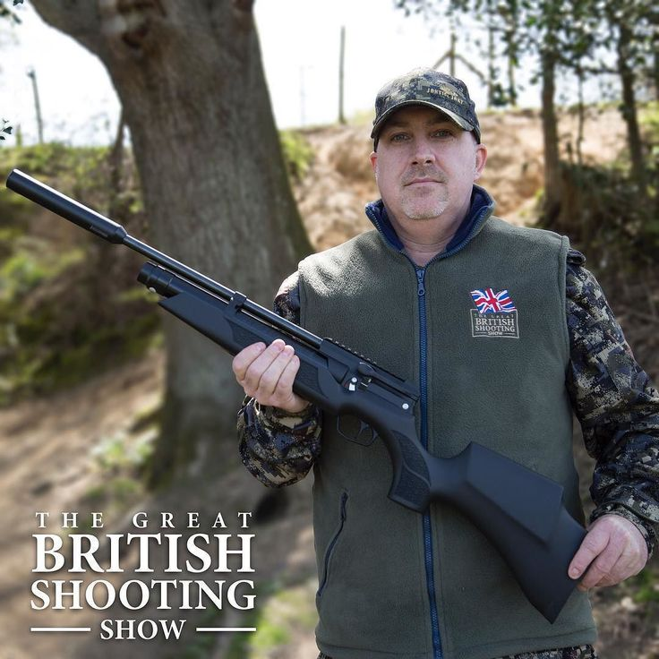 Lee Hurst is looking forward to testing the new Weihrauch HW110 for The Great British Shooting Show. #tweeds #countryman #gamekeeping #gamekeeper #gundog #shooting #airgun #airguns #airgunhunting #airgunshooting #hullcartridge #weihrauch #rabbitshooting #pigeonshooting Buy your tickets for The Great British Shooting Show 2017 NOW! http://ift.tt/1wZPHOH