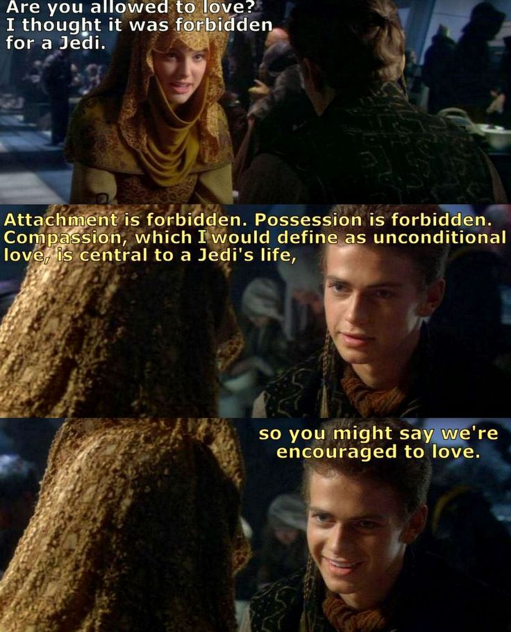Anakin Quotes: Star Wars Episode II Attack Of The Clones