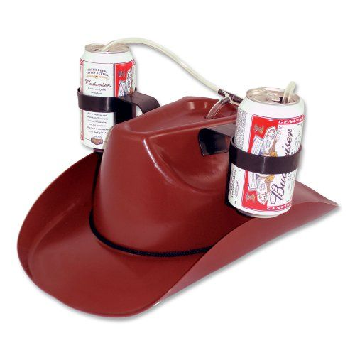 Big Mouth Toys Cowboy Beer Hat - Brown Big Mouth Toys https://www.amazon.com/dp/B005UJ2BBM/ref=cm_sw_r_pi_dp_x_5tnmyb20WH43P
