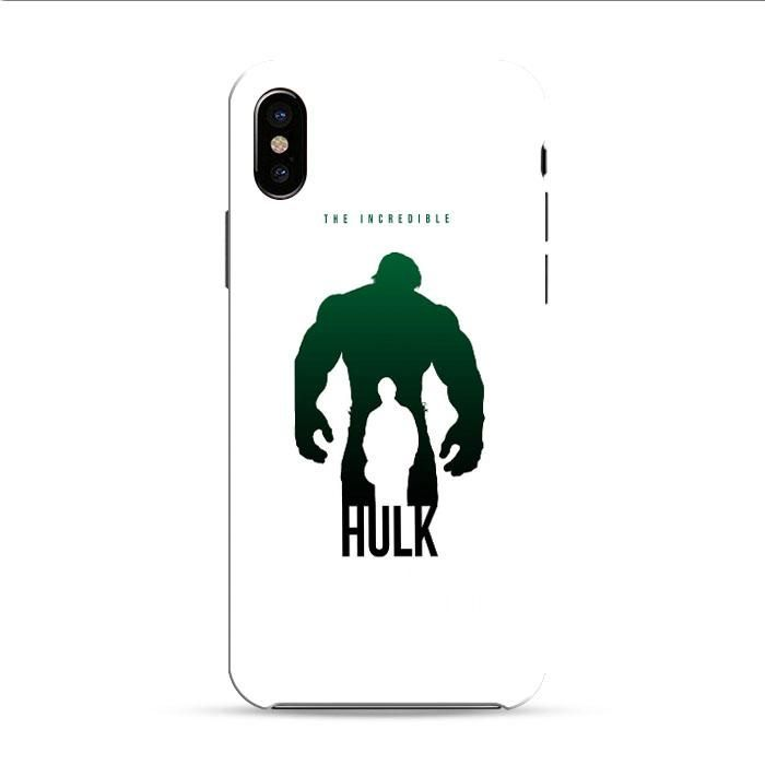 The Avengers - Hulk Poster iPhone X 3D Case