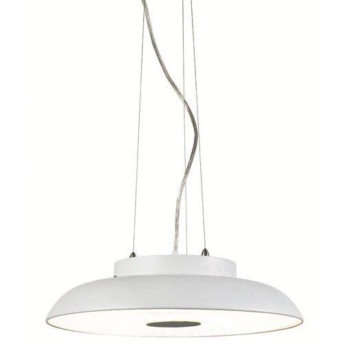 Markslojd Malmo Pendant Light in White 41cm | GoLights.com.au