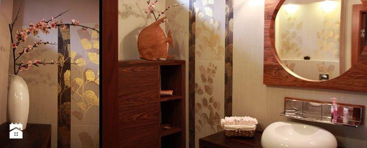 Łazienka styl Kolonialny