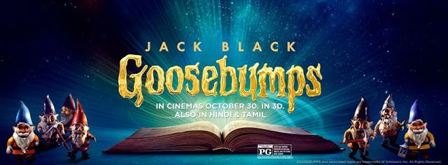 Review: 'Goosebumps' (2015) | It is an entertaining take on the R.L. Stine's popular books.