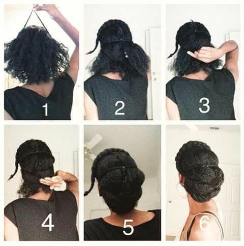 Swell 1000 Ideas About Easy Elegant Hairstyles On Pinterest Romantic Short Hairstyles For Black Women Fulllsitofus