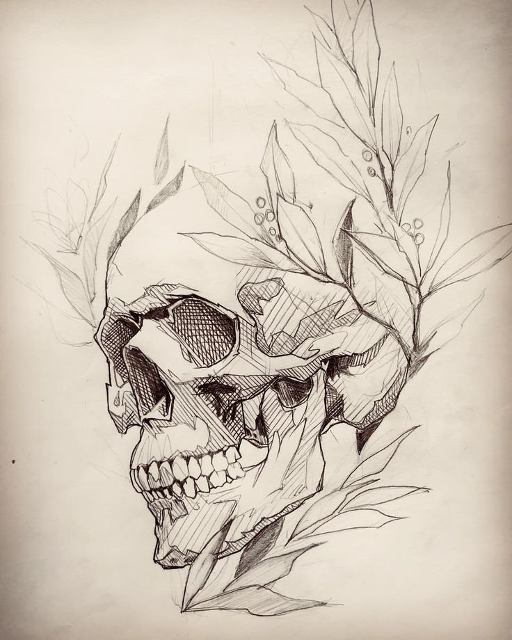 Projet tattoo à prendre - free for a tattoo - Contact: loiseautattoo@gmail.com #flashtattoo #skulltattoo #vanité #graphictattoo #sketch #sketchtattoo #faubourgtattooclub #loiseautattoo