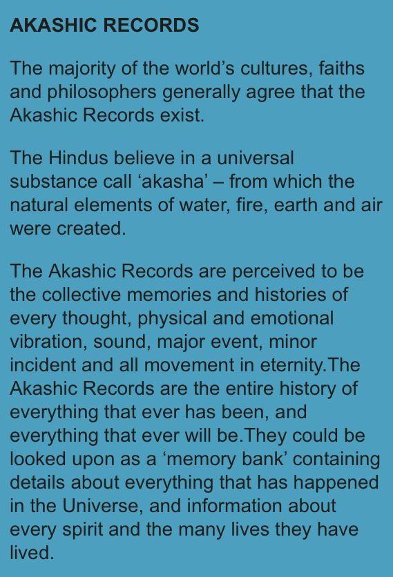 Akashic Field