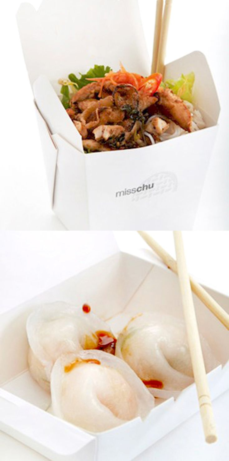 MISSCHU tuckshops are the first of their kind anywhere in the world and can be described as a modern day Vietnamese hawker takeaway. Try their fresh dumplings – perfect for a healthy lunch! • thebigdesignmarket.com