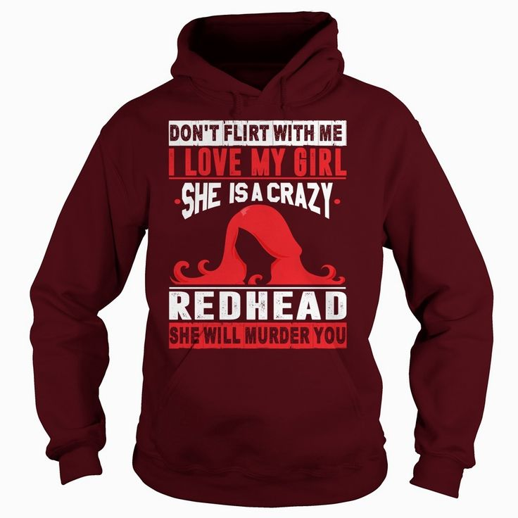 BeeTee My Girl Is A Crazy #RedHead Shirt, Order HERE ==> https://www.sunfrog.com/Jobs/126078585-746825169.html?70559, Please tag & share with your friends who would love it, #redhead humour hilarious, ginger root, ginger men #cars, #sports, #tattoos  redhead hottest, redhead teen, redhead boudoir, redhead girl  #redhead #ginger #legging #shirts #tshirts #ideas #popular #everything #videos #shop
