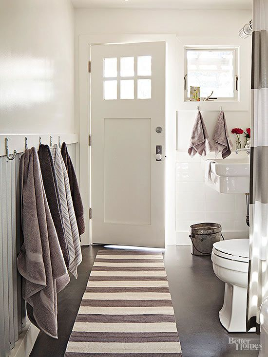 Httpsipinimgcomxffccd - White bath runner for bathroom decorating ideas