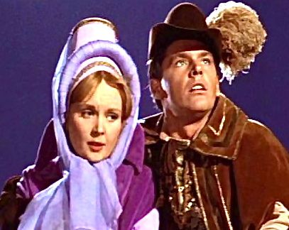 Jack Nicholson - Character n°7 (1963) - Rexford Bedlo - Le Corbeau (The Raven) de Roger Corman