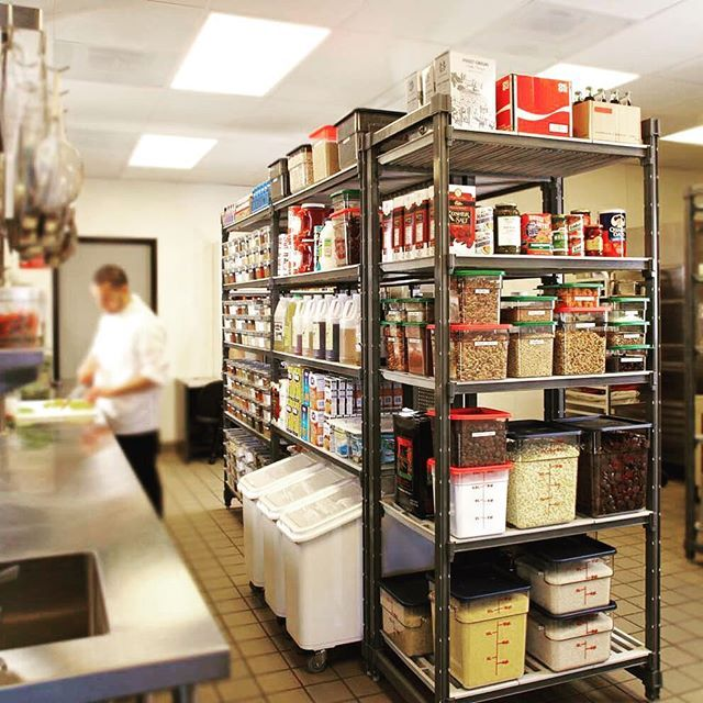 Is Your Shelving Setting You Up For Success The Right Shelving Promotes Efficient Food Organization Food Safety And In Food Safety Recipe Organization Cambro