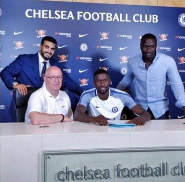 Transfer news LIVE updates: Rudiger signs for Chelsea; Man Utd, Arsenal, Liverpool latest - http://buzznews.co.uk/transfer-news-live-updates-rudiger-signs-for-chelsea-man-utd-arsenal-liverpool-latest -