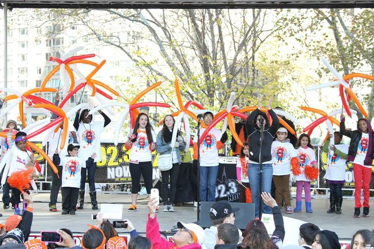 The Amazing Kidney Kids ... each raised over $1,000 for the National Kidney Foundation.  Photo Credit:  Colin Coleman
