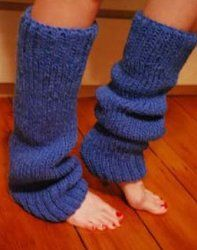These leg warmers from Authentic Knitting Board will keep your legs toasty all winter long. This easy knit pattern uses a rib stitch and is for all skill levels. Create your knit leg warmers in creative colors and give them as gifts for the holidays.