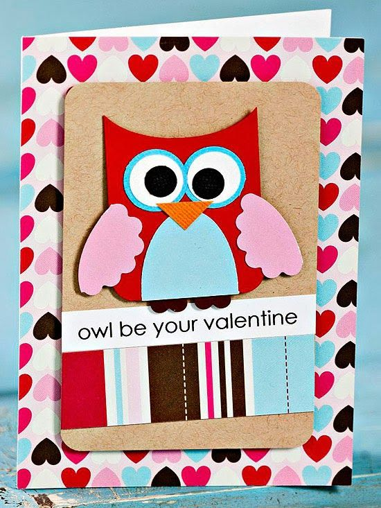 47 best Handmade Valentines Day Cards images on Pinterest