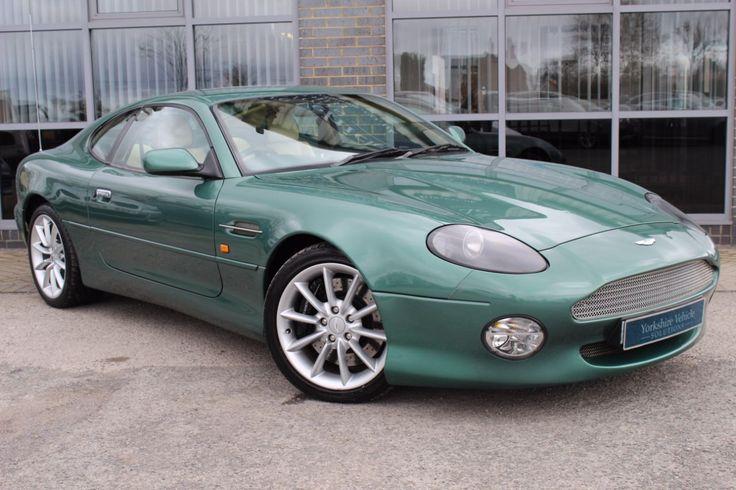 2000 Aston Martin DB7 (NPX)