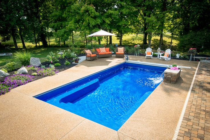 Looking For A Fiberglass Pool? Browse Our Collection Of Pools, Patios,  Accessories And More To See Which Is Right For Your Home.