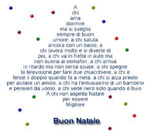 Frasi cartoline di Auguri di Buon Natale – Sognando i Sogni…